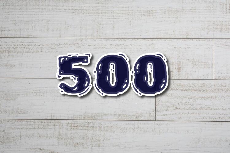 TOEIC500