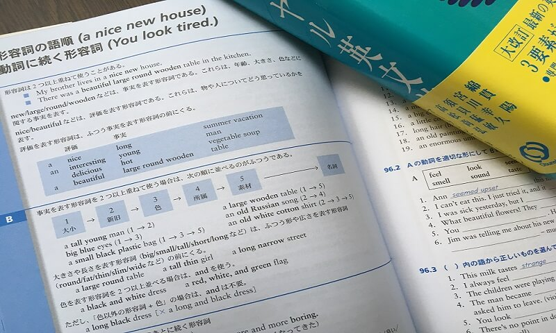 TOEIC600突破 文法