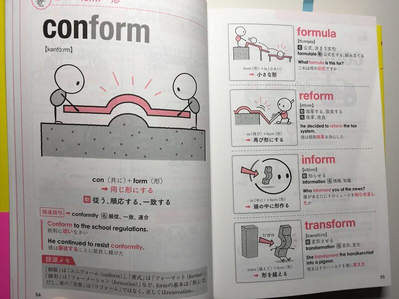 英単語の語源図鑑 53p
